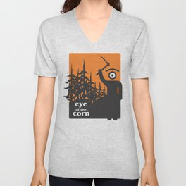 eye of the corn Unisex V-Neck