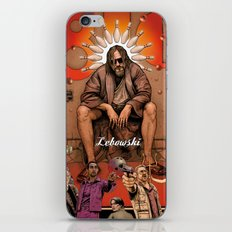 Big Lebowski iPhone & iPod Skin