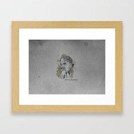 Victor Ambartsumian Framed Art Print