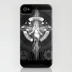 Religio Sine Scienta Nihil Est Slim Case iPhone (4, 4s)