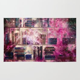 Stardust Library Rug