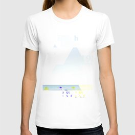 GLITCH NATURE #39: Destin T-shirt