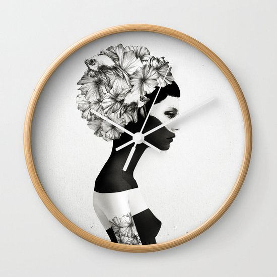 Marianna Wall Clock