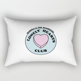 Lonely Hearts Club Rectangular Pillow