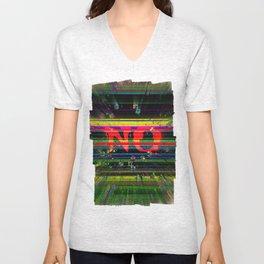 NO Unisex V-Neck