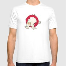 It's getting cold in here MEDIUM Mens Fitted Tee White