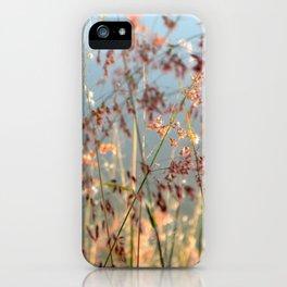 Baila con el viento  iPhone Case