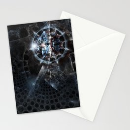 Glass universe Stationery Cards