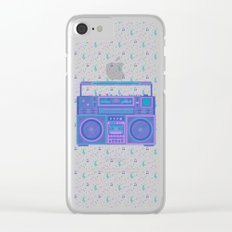 Party Essential Clear iPhone Case