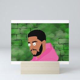 The Scotts Mini Art Print
