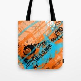 Gonzos Coded, Remixed. 2007_series01_shot11 Tote Bag
