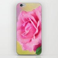 blush iPhone & iPod Skins featuring Blush by ThePhotoGuyDarren