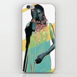 """Codename: Susan Glenn."" Pt.11 iPhone Skin"