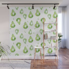 Avocado Wall Mural