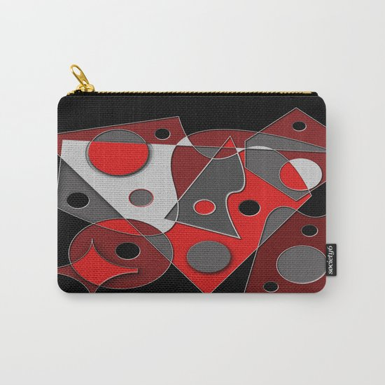 Abstract #321 Carry-All Pouch