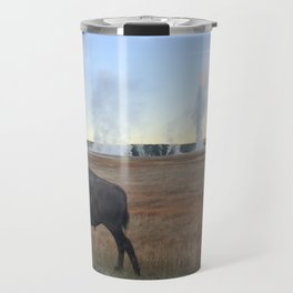 Bison Springs Travel Mug
