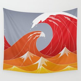 Beaufort Scale Wall Tapestry