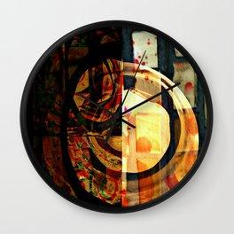 Mayan series 8 Wall Clock