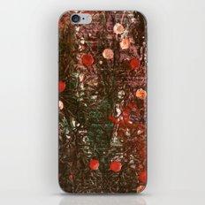 Encaustic Experiment iPhone & iPod Skin