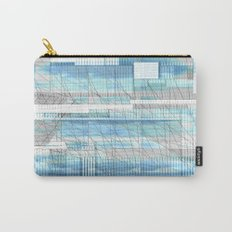 Sky Scraped Carry-All Pouch