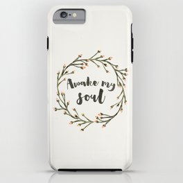 Awake my soul (Square) iPhone Case