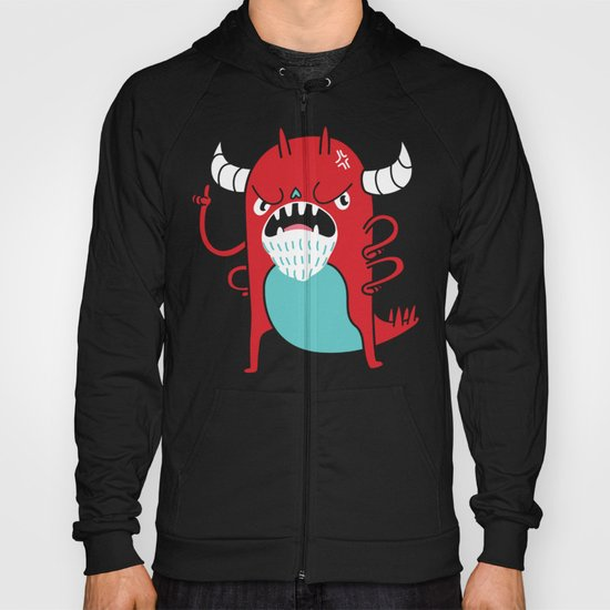 Monster Nagging Hoody