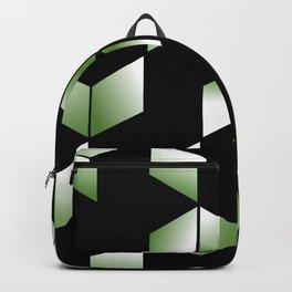 Elegant Origami Geometric Effect Design Backpack