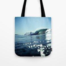 Estuary Light Flares Tote Bag