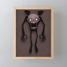 Nosferatu Framed Mini Art Print