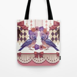Curiouser Journey Tote Bag