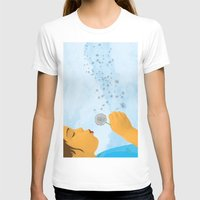 coconut wishes T-shirts featuring Wishes by Lacey Jae