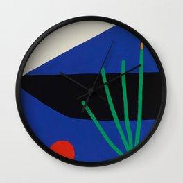 'High Tide' Wall Clock