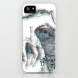 RIDING iPhone Case