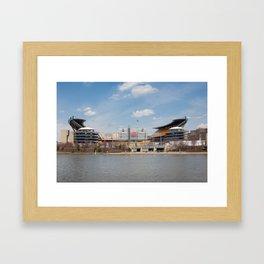 Heinz Field, Pittsburgh, Pennsylvania Framed Art Print