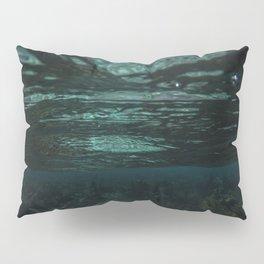 Dark Caribbean Layers Pillow Sham