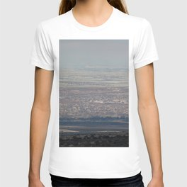 Overlooking Albuquerque T-shirt