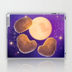 Three Nugget Moon Laptop & iPad Skin