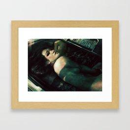Jeu de rôle Framed Art Print