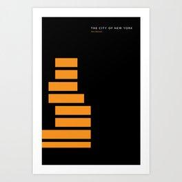 New York Skyline: New Museum Art Print