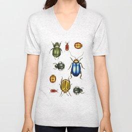 Bugs Unisex V-Neck