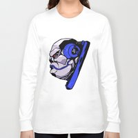 xmen Long Sleeve T-shirts featuring x24 by jason st paul