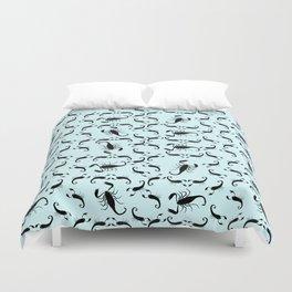 scorpion pattern print Duvet Cover