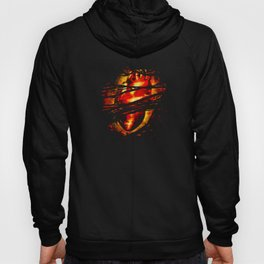 Heart of Fire Hoody