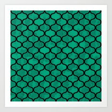 Lovely Pattern VV Art Print