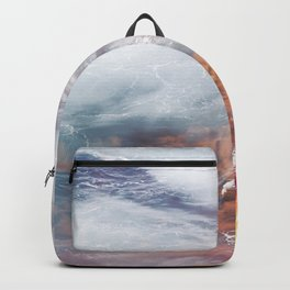 Wave of Fire Backpack