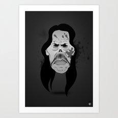 Taco Time (Original version) Art Print