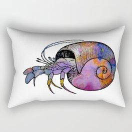 Hermit Crab Rectangular Pillow