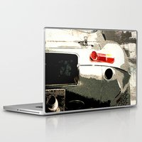 1975 Laptop & iPad Skins featuring Jaguar E-TYpe by Fernando Vieira