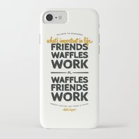 leslie knope iPhone & iPod Cases featuring Leslie Knope by thatfandomshop