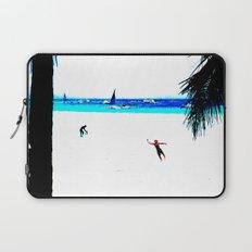 Borocay Beach Dive - Happy Place Laptop Sleeve
